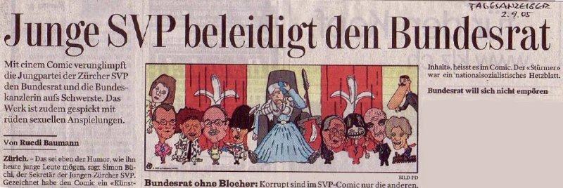 rhetorik.ch aktuell: Provokationen ignorieren oder Klage