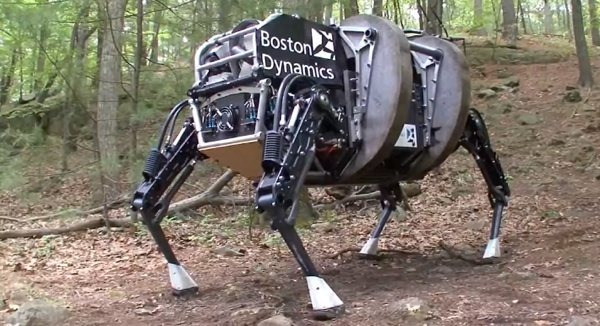 roboter tiere